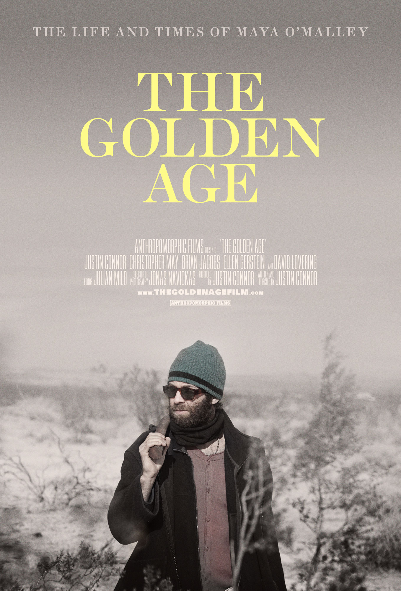 The Golden Age Poster 2